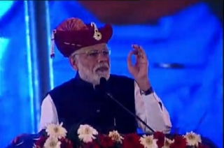 Opposition's Grand Alliance is against people of India, says Narendra Modi