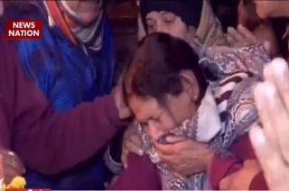 Major Vibhuti Shankar Dhoundiyal's mother heart-wrenching tribute