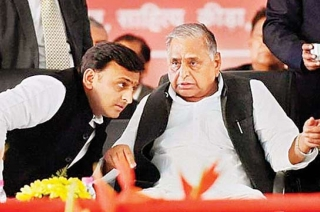 Will Mulayam Singh's absence in poll campaign split SP votes in UP?