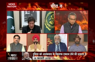 Bada Sawaal: What does one make of Pakistan PM Imran Khan's statement?