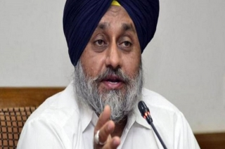 It is a mass massacre, says Sukhbir Singh Badal
