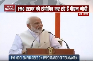 What PM Modi tells PMO officials before starting his second inning