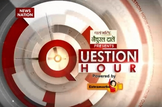 QUESTION HOUR: BJP playing politics in the name of Pakistan