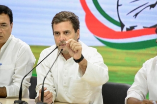 Congress does not want poverty in 21st century's India: Rahul Gandhi