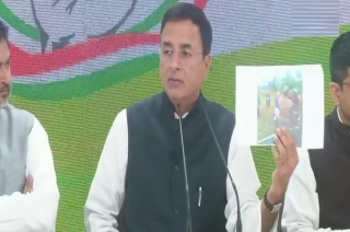 Cut 2 Cut: Randeep Surjewala attacks PM Modi over Pulwama attack