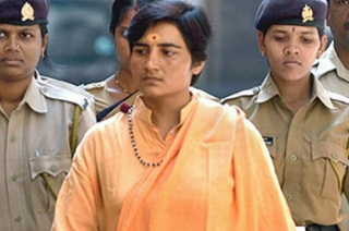 Karkare illegally kept me in custody without any proof: Sadhvi Pragya