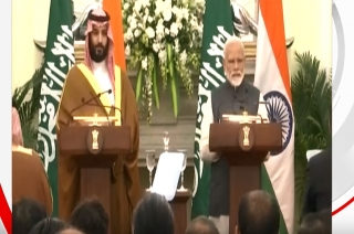 PM Modi, Saudi Arabia Crown Prince witness exchange of MoUs on trade