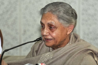 Sheila Dikshit expresses happiness over Priyanka's entry into politics