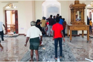 Death count increases to 52 in Sri Lanka serial blasts, 300 injured