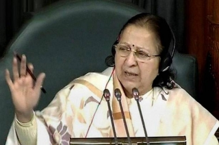 Sumitra Mahajan is one of the longest-serving women MPs