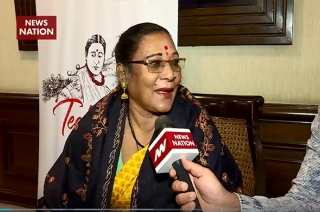 News Nation Exclusive: Interview of folk singer Teejan Bai