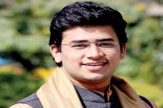 BJP picks Tejasvi Surya over Tejaswini Ananth Kumar from Bangalore