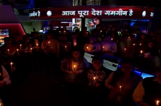 News Nation pays tribute to CRPF jawans killed in Pulwama attack