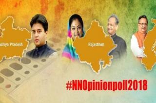 Final Opinion Poll: BJP in Chhattisgarh, Congress in Rajasthan, tough fight in MP