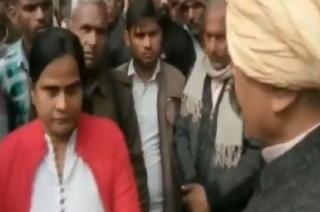 BJP MLA Udaybhan Chaudhary threatens Agra SDM