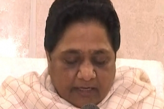 BSP Chief Mayawati extends support to Congress in Madhya Pradesh