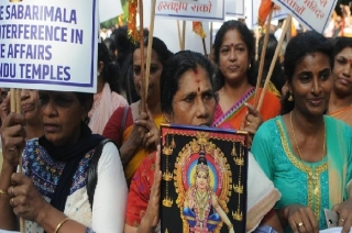 Sabarimala row: Shutdown in Kerala