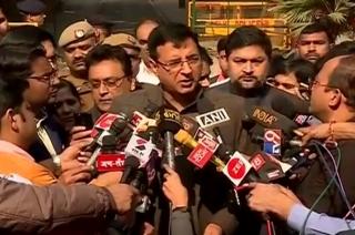 Congress challenges PM Modi for JPC probe, says Randeep Surjewala