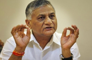 People of Ghaziabad will vote after seeing my performance: VK Singh