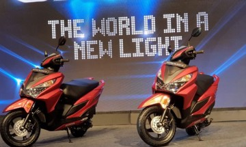 Honda Grazia 125cc Scooter launched in India; Check out price, features and more