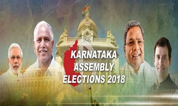 Karnataka Assembly elections 2018: BJP's B S Yeddyurappa to JD(S)'s Deve Gowda; top party leaders cast votes