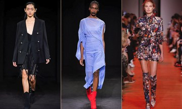 Fashion trends from Paris Fashion Week 2019 that are actually wearable