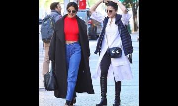 Priyanka Chopra and Alia Bhatt sashay on New York streets in style