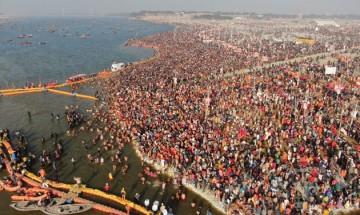 Kumbh Mela 2019: 2 crore people take holy dip in Prayagraj as world's largest religious fest begins