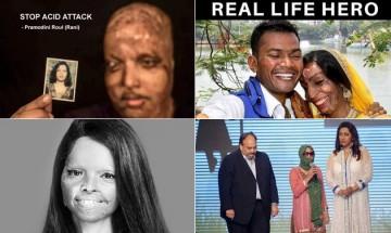 International Women's Day: Acid attack survivors who had the last laugh