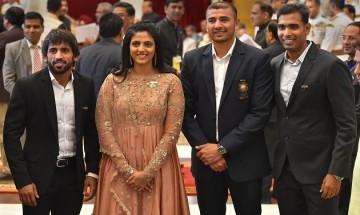 Gautam Gambhir, Harika Dronavalli and other winners of Padma Awards 2019
