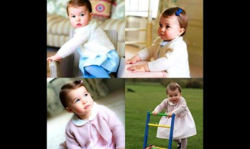 Princess Charlotte turns 4! Royal household celebrates princess' birthday with these adorable pictures