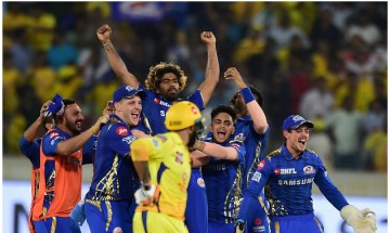 Mumbai Indians beat Chennai Super Kings by one run to clinch IPL title for fourth time