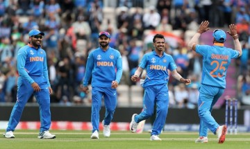 WC 2019: Rohit Sharma, Yuzvendra Chahal help India trounce South Africa