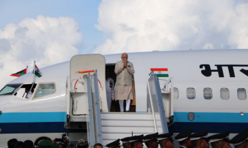 From signing MoUs to receiving 'Rule of Nishan Izzuddeen' - PM Modi's Maldives visit at a glance