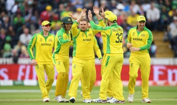 In Pics: ICC World Cup 2019 | Australia beat Pakistan by 41 runs