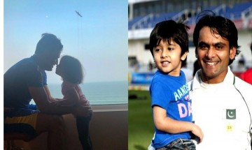 Happy Father's Day 2019: Star cricketers who are doting dads to their bundle of joy