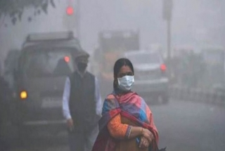 Delhi's air quality reduced life expectancy of residents by 10 years