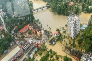Heavy rain causes flash flooding in Himachal Pradesh