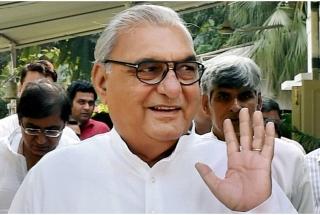 Voters will show faith in Congress' manifesto: Bhupinder Singh Hooda