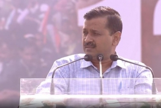 Opposition Rally: Need to defeat BJP at any cost, says Arvind Kejriwal