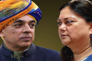 Satta Ka Semifinal: Manvendra Singh to fight against CM Vasundhara Raje in Rajasthan polls