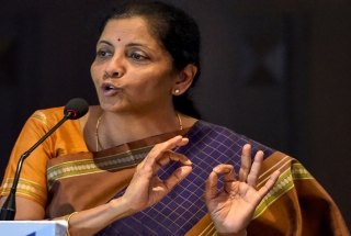 Nirmala Sitharaman: Unusual rise from spokesperson to Finance Minister