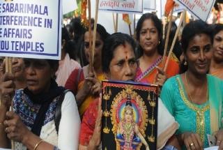 Sabarimala row: Shutdown in Kerala