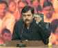 Shoe hurled at BJP Spokesperson GVL Narasimha Rao