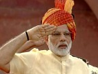 70 Years of Independence: PM Modi unfurls the tricolor at Red Fort