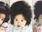 Meet Baby Chanco- The one-year old Japanese girl who has become the youngest face of Pantene