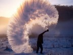 Polar Vortex: These dramatic footage show impact of cold