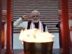 In Pics: PM Modi inaugurates National War Memorial, pays homage to soldiers