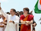 In God's Own Country, Rahul Gandhi, sister Priyanka launch Congress' Mission Wayanad