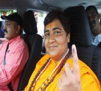 JP Nadda pulls up BJP MP Pragya Thakur for her toilet remarks, asks her not to make such comments